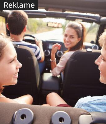 Kør-selv-ferie