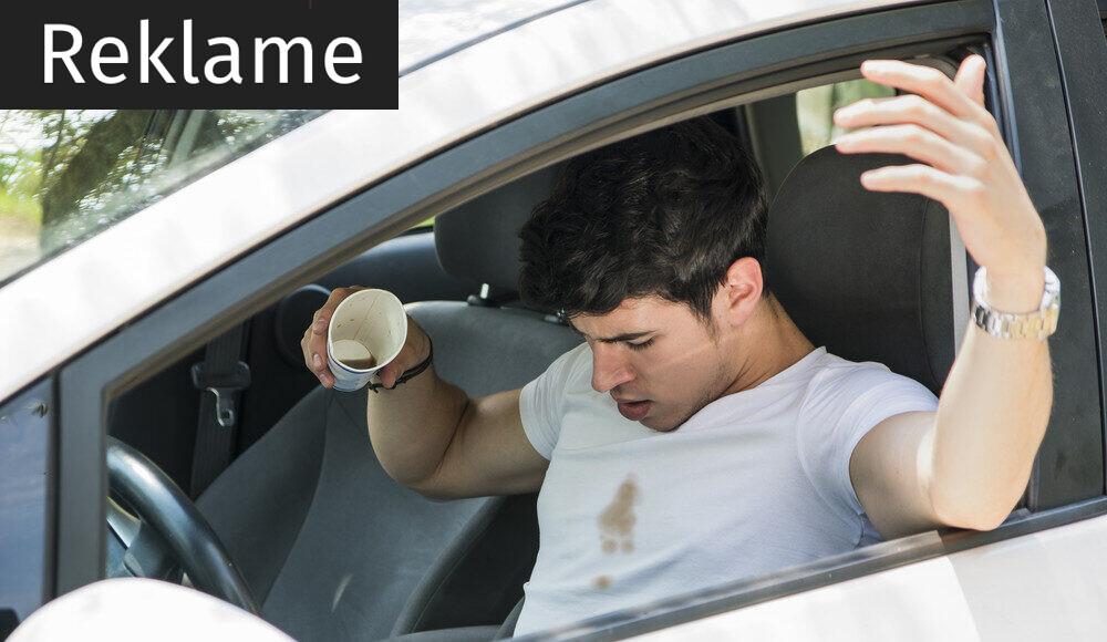 Beskidt bil