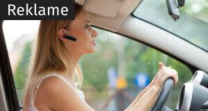 headset til bilen